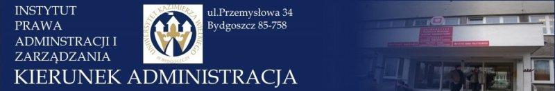 Forum Administracja UKW zaoczne Strona Główna